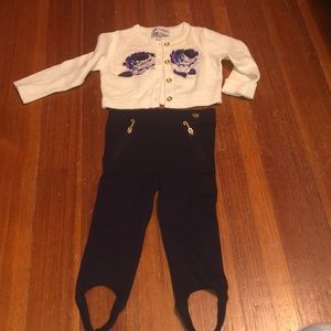 Baby Juicy outfit